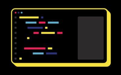 Элементы кода в записи