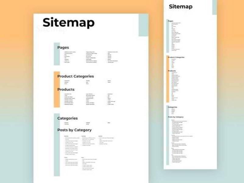 Как создать динамическую HTML Sitemap в Divi