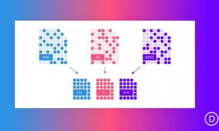 Оптимизация скорости загрузки сайта на Divi